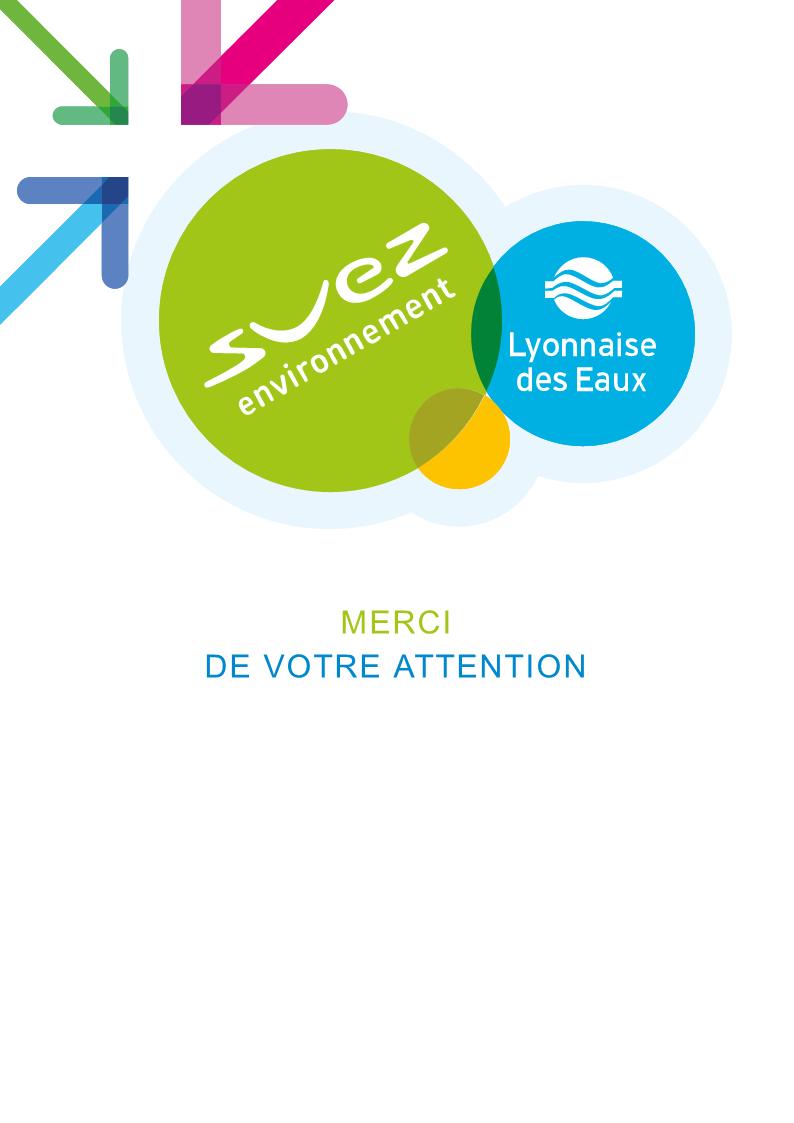 Template de document Word professionnelle - Suez Environnement 5